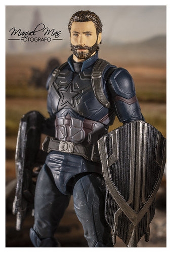S.H.Figuarts - Captain America Infinity War | by manumasfotografo