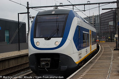 NS SLT 2439 te Amsterdam CS 13 april 2018