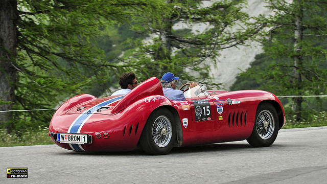 Maserati 350 S 1956 Tipo 53 Chassis No 3503 (c) 2019 Берни Эггерян :: ru-moto images 6022