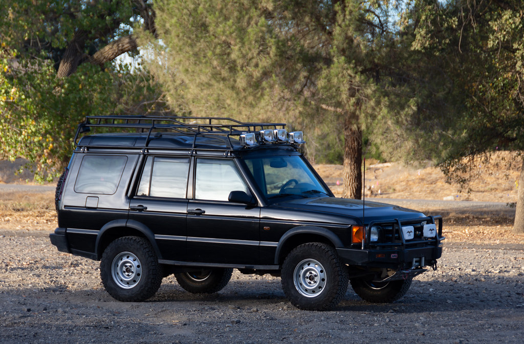 Land Rover Discovery 2 >> 1999 Land Rover Discovery 2 Now With Refinished Oem Steel Flickr
