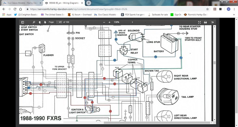 88 FXRS electrical issues - Harley Davidson Forums Harley Fxr Wiring Diagram For Dummies on harley sportster wiring diagram, harley wiring diagrams pdf, harley wiring diagrams online, harley dyna frame diagram, harley chopper wiring diagram, harley ignition wiring, harley wiring schematics, harley ignition switch replacement, harley wiring diagram wires, harley wiring diagram simplified, harley electrical system, harley handlebar wiring diagram, harley speedometer wiring diagram, harley coil wiring, harley turn signal wiring diagram, harley wiring harness diagram, harley starter wiring diagram, harley softail wiring diagram, harley heated grips wiring diagram,