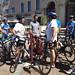 2018 06 29 Arrivée cycliste à Nontron