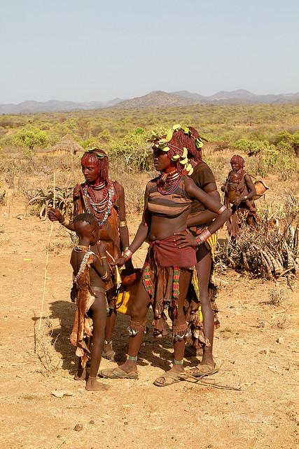 Turmi, Omo Valley Ethiopie