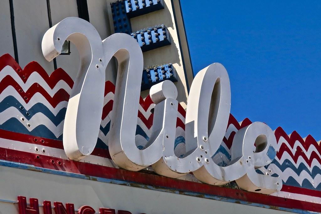 Nile Theatre, Bakersfield, CA