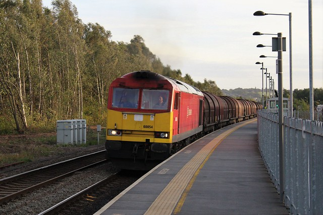 DB Cargo 60054 - Chesterfield
