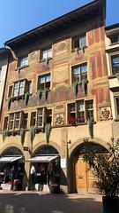 Schaffhausen: Haus zum Grossen Käfig