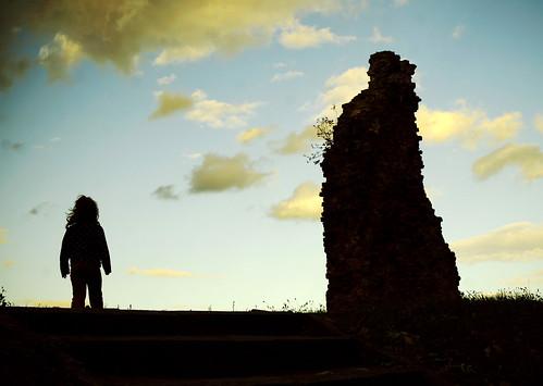 polska poland polen polonia gambezia k30 dpn drawienski park narodowy drawa drawno zamek castle ruin ruiny ruina