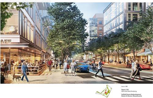 HQ2 Main Street Retail Rendering | by derekshooster