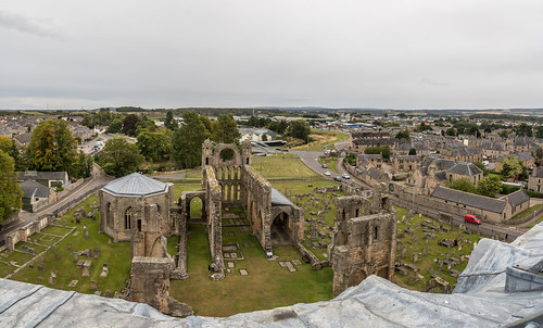 elgin summer scotland moray church elgincathedral landscape panorama ruin holiday cathedral