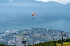 Cimetta / Cardada Paragliding