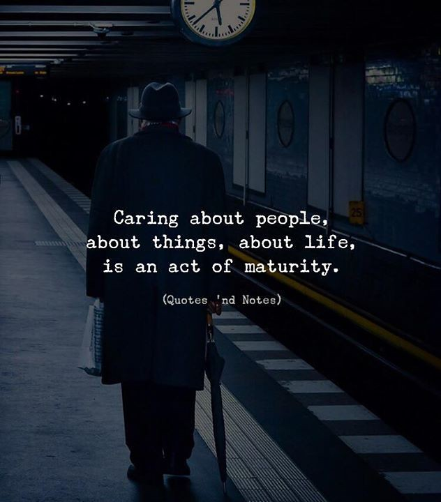 Best Positive Quotes : Caring about people about things ab ...