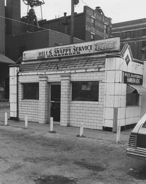 Hill's Snappy Service Hamburgers (1972)