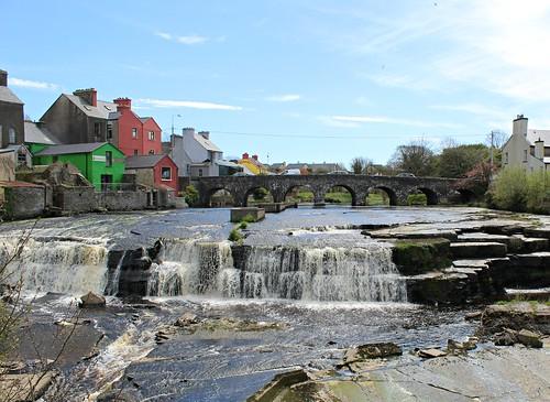 7archesbridge n67 bridges thecascades riverinagh ennistymon countyclare ireland spring