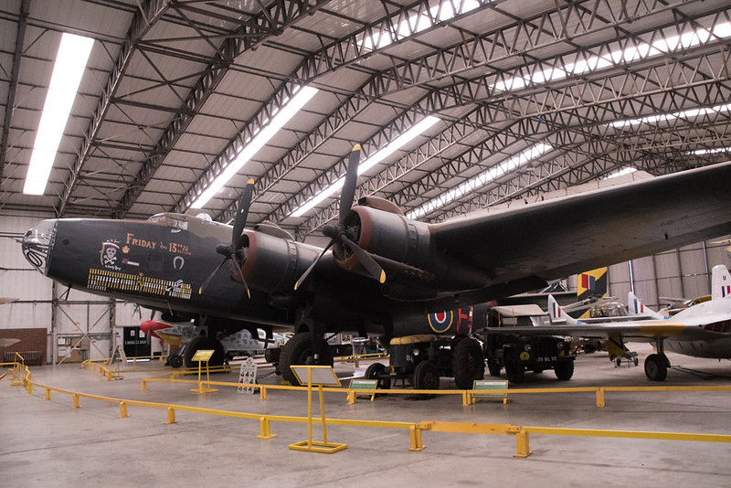 Yorkshire Air Museum - Photocredit Neil King-28