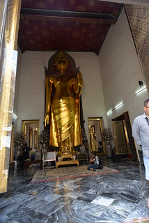 Standing Budda Wat Pho BKK 6-5-17 | by THE Holy Hand Grenade!