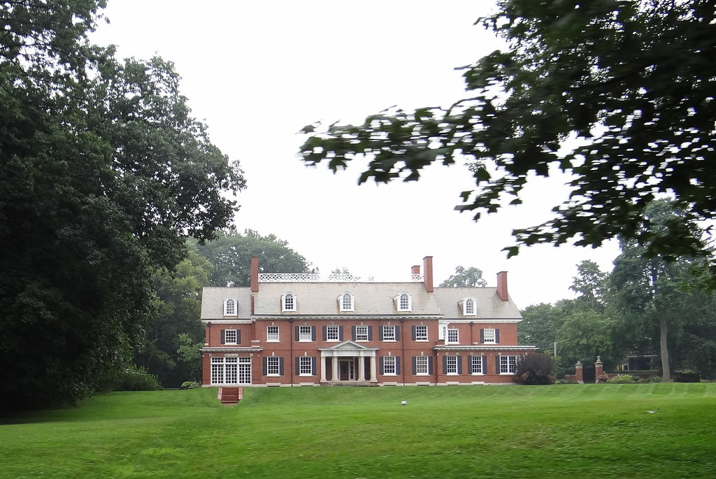 Charles Willard Seiberling House (1913)