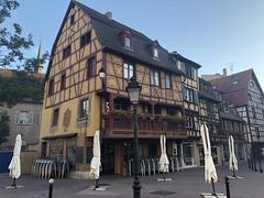 Colmar: Place des Martyrs de la Résistance