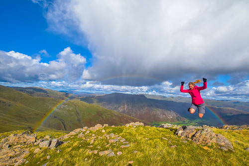 Lake District Crinkle Crags   by www.beckythetraveller.com