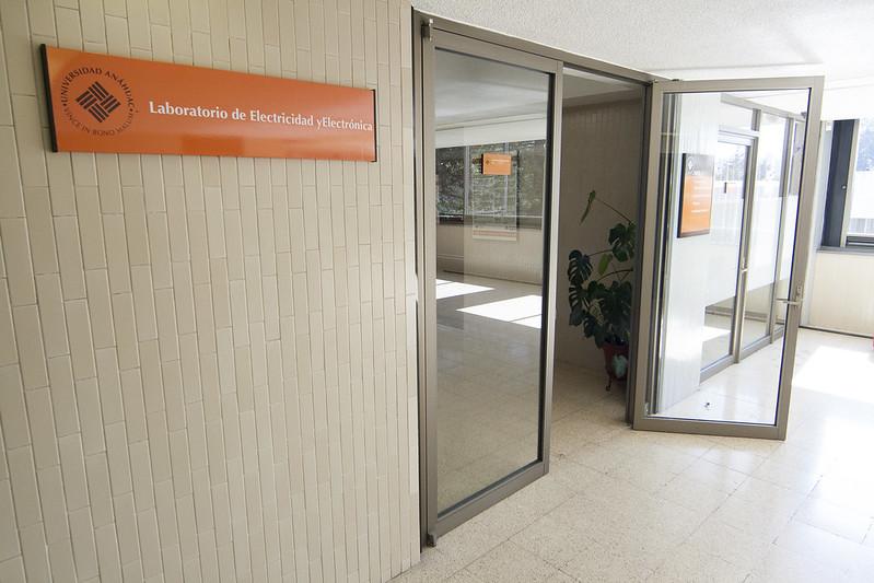 Laboratorio de Electricidad y Electrónica