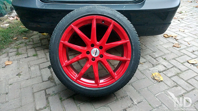 "19"" BBS ASA GT3 Wheels"