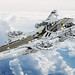 SHIELD Helicarrier by ZiO Creation