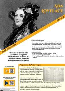 Ada Lovelace | by isabel.wagner