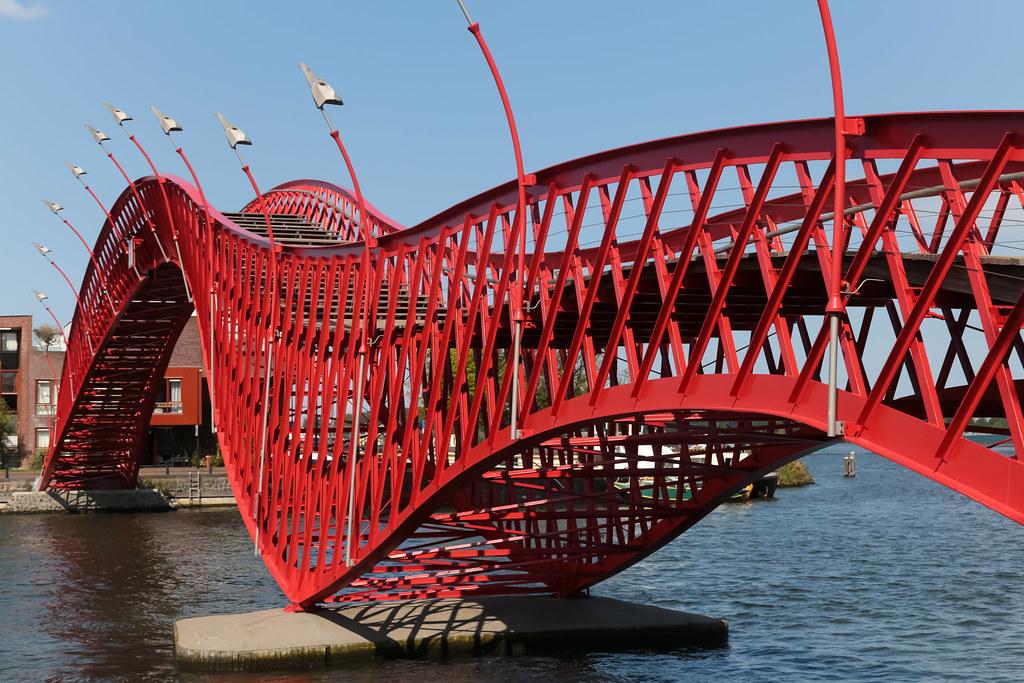 Pythonbrug - Amsterdam (Netherlands) | Pythonbrug 02/09/2018… | Flickr