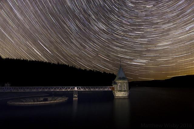 Pontsticill under the stars