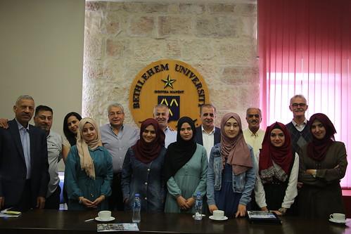 Palestine Students Scholarship Fund