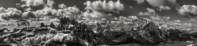 Cadini di Misurina Dolomites Italy