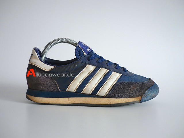 1981 VINTAGE ADIDAS ORION RUNNING SPORT SHOES   made in ta