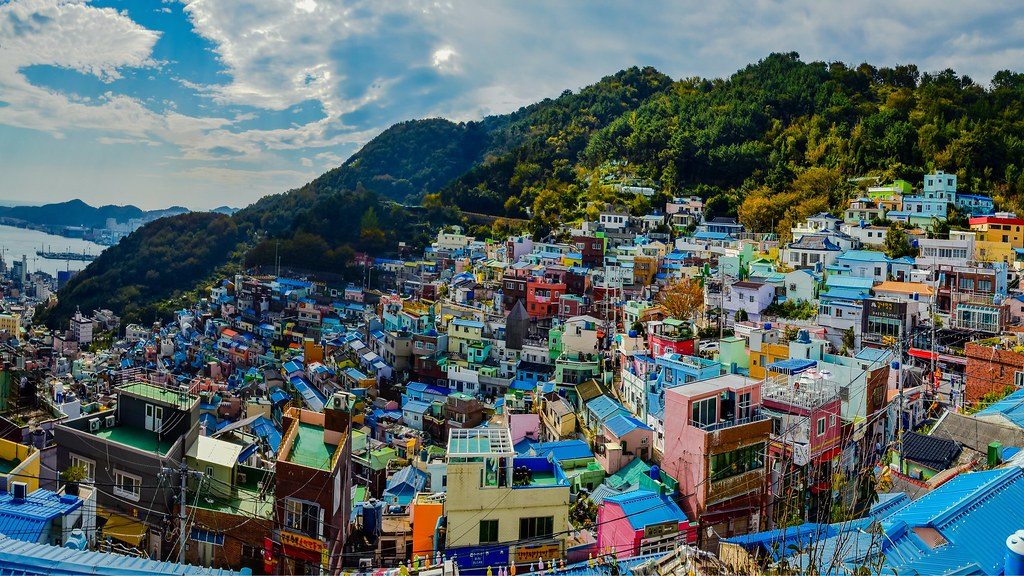 甘川洞 文化村(감천문화마을),Korea | kc ma | Flickr
