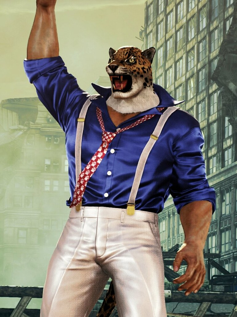 King S Classic Costume In Tekken 7 King S Classic Costume Flickr