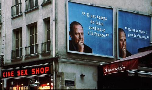 46. À Paris. Rue des Prêcheurs.