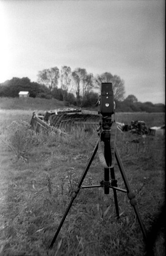 A Mamiya in the field | by Boris-66