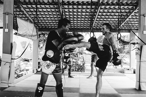 Muay Thai Kick | by StudyMartialArts.Org