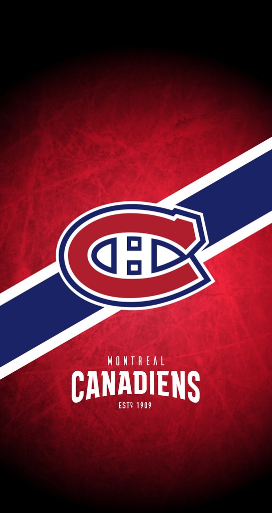 Montreal Canadiens Nhl Iphone 6 7 8 Lock Screen Wallpaper A Photo On Flickriver