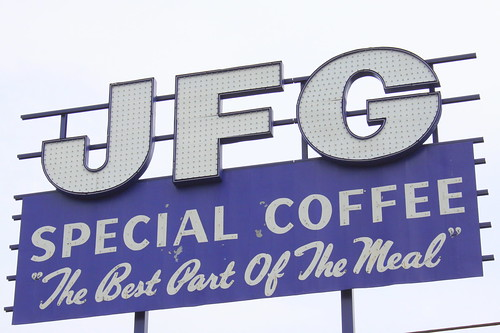 jfg coffee sign neon knoxville tn tennessee southknoxville bmok