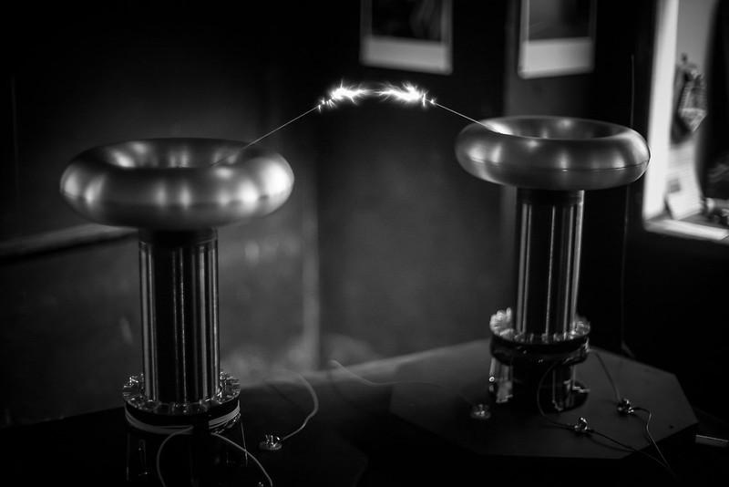 Jason Hotchkiss - Tesla Coil Organ