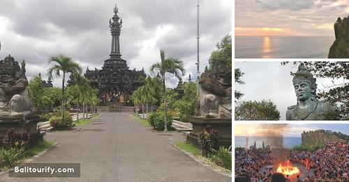Denpasar City and Uluwatu Tour   by Balitourify