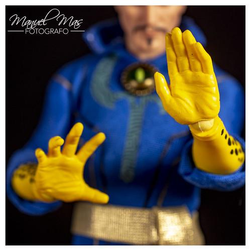 Mezco ONE:12. - Doctor Strange   by manumasfotografo