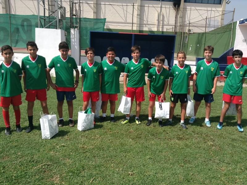 Puebla CF U12s