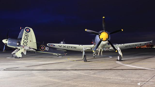 Hawker Sea Fury T20