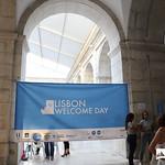 Thu, 27/09/2018 - 16:04 - O Politécnico de Lisboa (IPL) deu as boas-vindas aos estudantes internacionais, que escolheram Lisboa como destino do seu programa de estudos, em mobilidade internacional, no Lisbon Welcome Day, evento oficial promovido pela Câmara Municipal de Lisboa, em parceira com a Associação Erasmus Life Lisboa.  27 de setembro de 2018