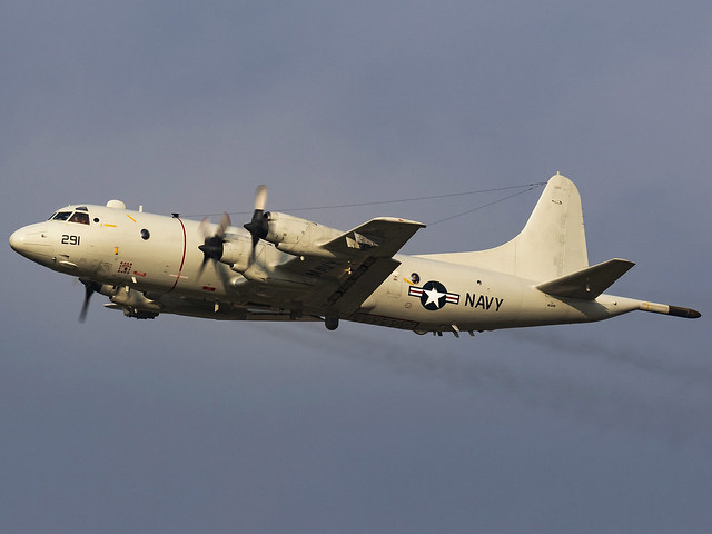 United States Navy | Lockheed P-3C Orion | 163291