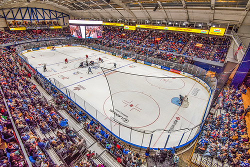 New and Improved War Memorial Arena | by Scott Thomas Photography