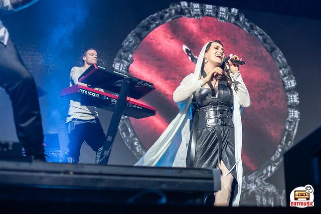 18/10/2018 Within Temptation @ Adrenaline Stadium