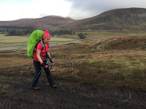 Grumpy-chops on Meall na Leitreach | by malky_c