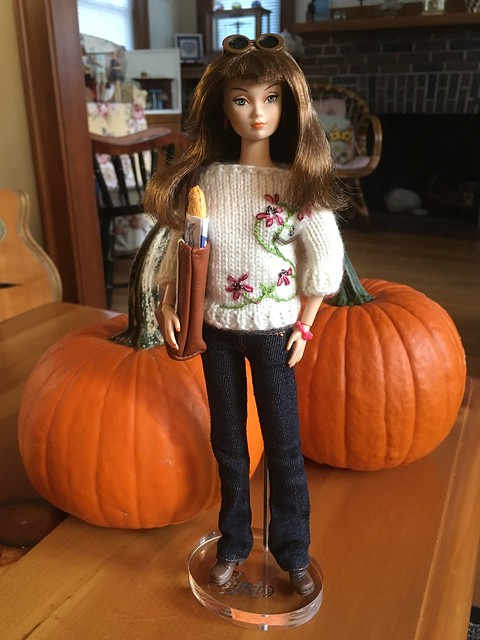 Susie redressed for Autumn