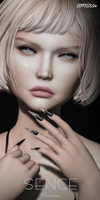 SENCE nails @ Vanity